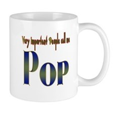 VERY IMPORTANT PEO CALL ME PO Mug