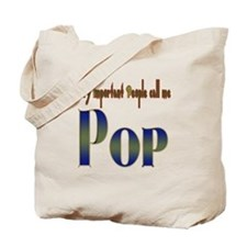 VERY IMPORTANT PEO CALL ME PO Tote Bag