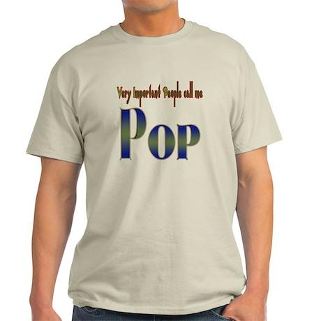 VERY IMPORTANT PEO CALL ME PO Light T-Shirt