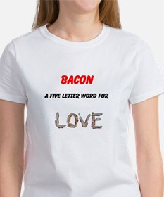 Bacon Love Women's T-Shirt