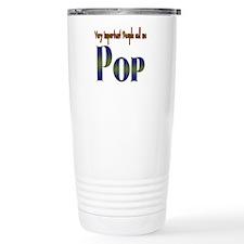 VERY IMPORTANT PEO CALL ME PO Travel Mug