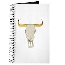 Bull Skull Journal