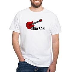 Grayson Guitar Personalized Shirt