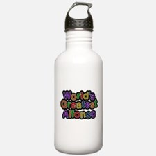 Worlds Greatest Alfonso Water Bottle