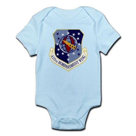 410th Bomb Wing Infant Bodysuit