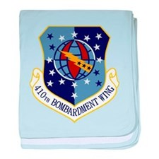 410th Bomb Wing Baby Blanket