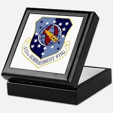410th Bomb Wing Keepsake Box
