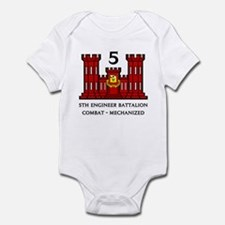 5th Engineer Battalion Infant Creeper