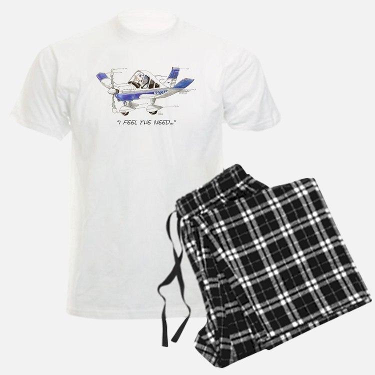 I Feel the Need Pajamas