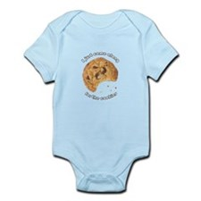 I'm here for the Cookies Infant Bodysuit