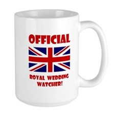 Royal Wedding Watcher Mug