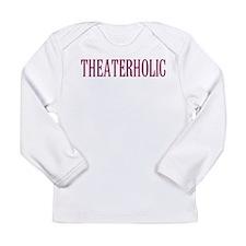 Theaterholic Long Sleeve Infant T-Shirt