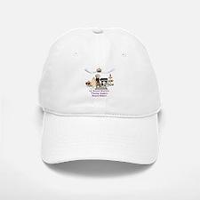Cairn Terrier Royal Baker Baseball Baseball Cap