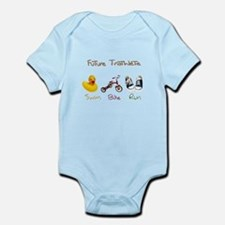 Future Triathlete Infant Bodysuit