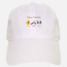 Future Triathlete Baseball Baseball Cap