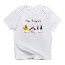 Future Triathlete Infant T-Shirt