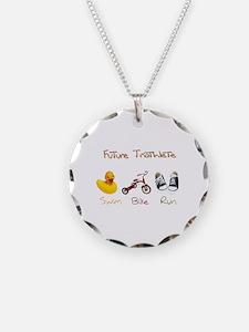 Future Triathlete Necklace