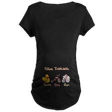 Future Girl Triathlete T-Shirt