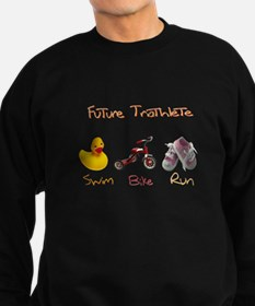 Future Girl Triathlete Sweatshirt
