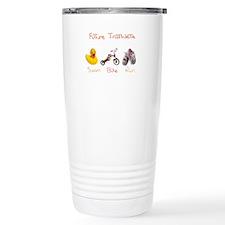 Future Girl Triathlete Travel Mug