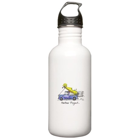 Another Project Stainless Water Bottle 1.0L