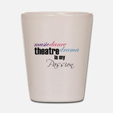 Cool Theatre Shot Glass