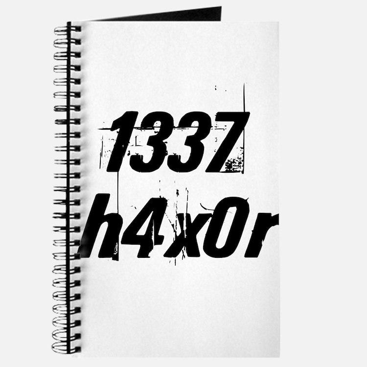 1337 h4x0r Journal