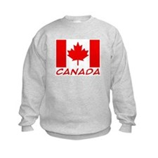 Canadian Flag Jumpers