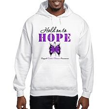 Crohn's Disease HoldOnToHope Hoodie