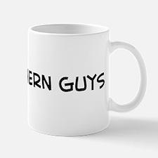 I Love Southern Guys Mug