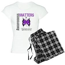 Crohn's Disease Butterfly Pajamas