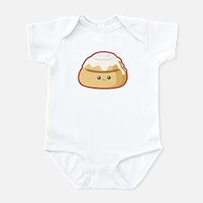 Cinnamon Bun Infant Bodysuit