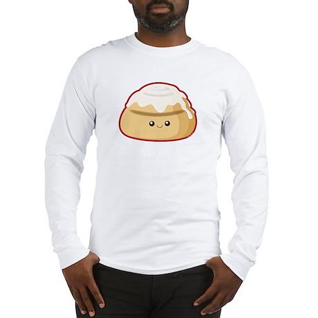 Cinnamon Bun Long Sleeve T-Shirt