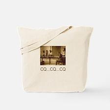 CQ...CQ...CQ Tote Bag