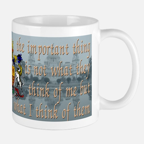 Queen Victoria (English) - Mug