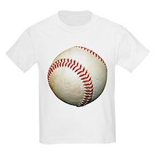 A Baseball T-Shirt