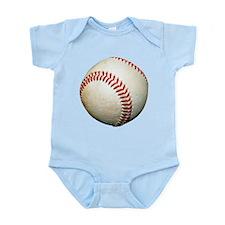 A Baseball Infant Bodysuit