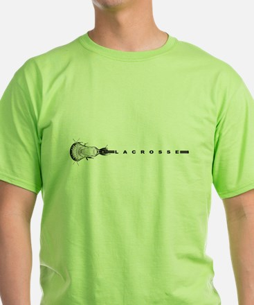 Lacrosse Stick T-Shirt