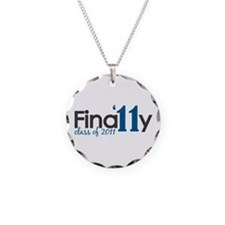 Finally Class of 2011 Necklace