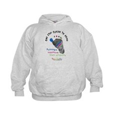 One Step Closer to Home Kids Hoodie