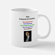 Obama Doctrine Mug