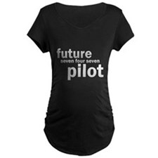 Future Seven Four Seven Pilot T-Shirt