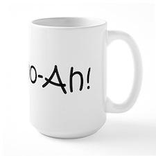 Hoo-ah! (Scent of a Woman quo Mug
