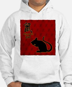 Year of the Rat Hoodie Sweatshirt
