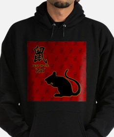 Year of the Rat Hoodie (dark)