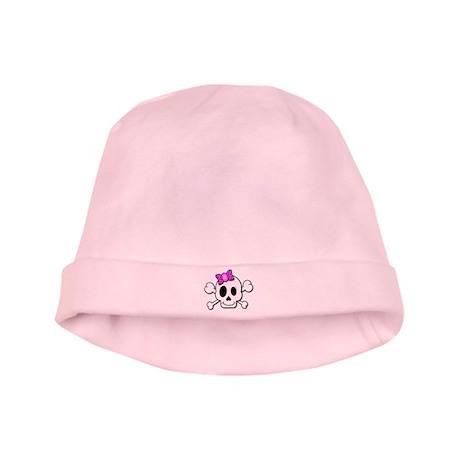 Cute Skull baby hat
