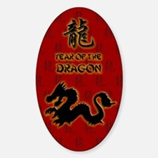 Year of the Dragon Decal
