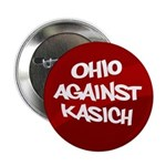 Working Ohio Against Kasich button