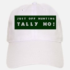 Tally Ho! Get the Baseball Baseball Cap