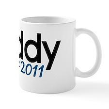 New Daddy Established 2011 Mug